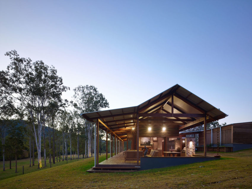 Hinterland House by Shaun Lockyer Architects (29)