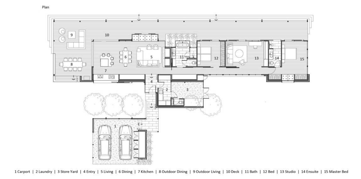 Hinterland House by Shaun Lockyer Architects (33)