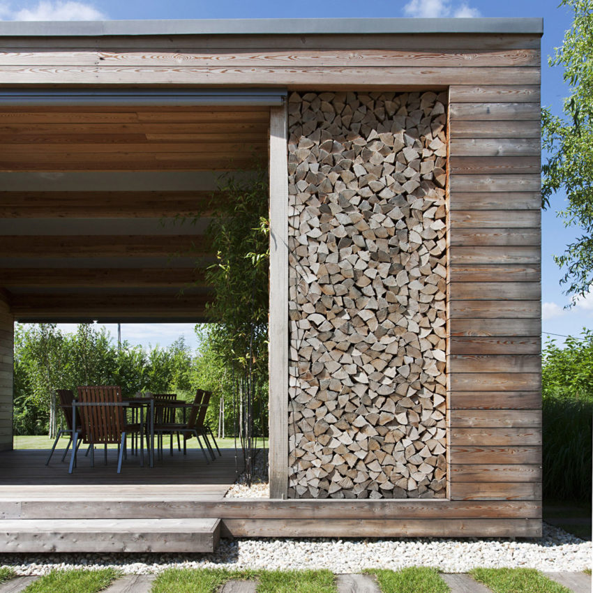 Holiday Cottage by Tóth Project Architect Office (5)