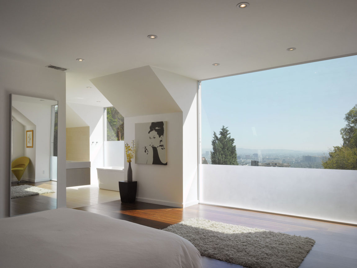 Hollywood Hills Residence by Griffin Enright Architects (9)