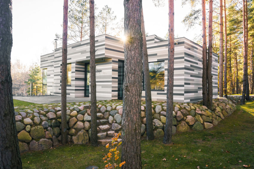 House Villa Near Vilnius by GYZA (1)