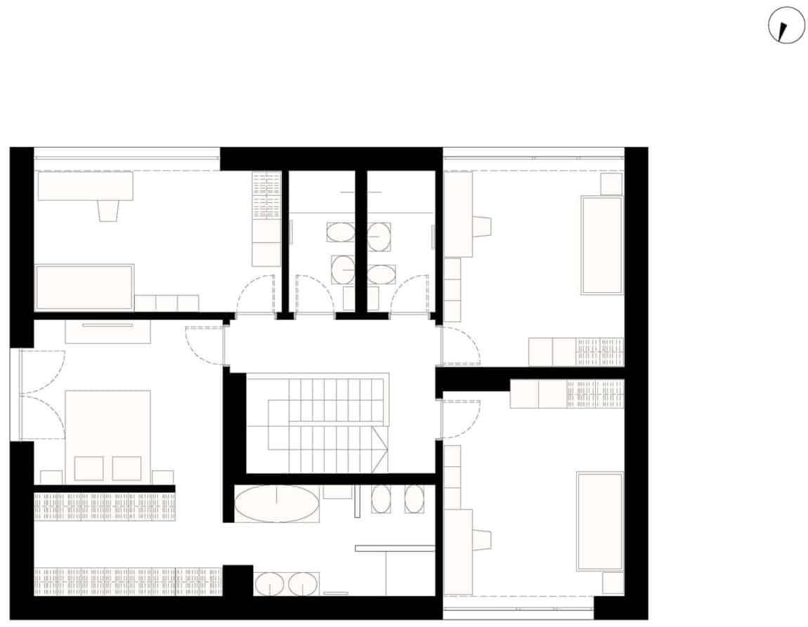 House in Vilnius by Aketuri Architektai (13)