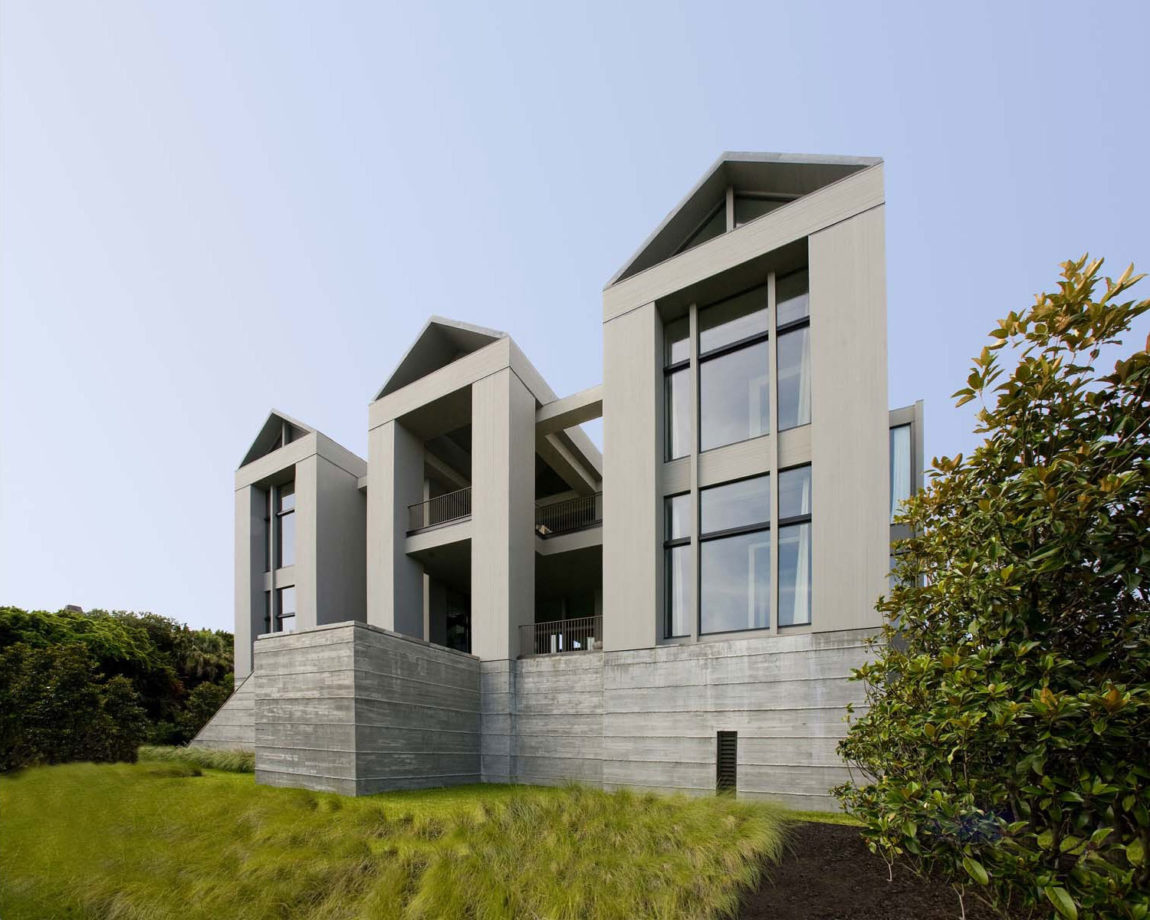 Kiawah Island House by SBCH Architects (3)