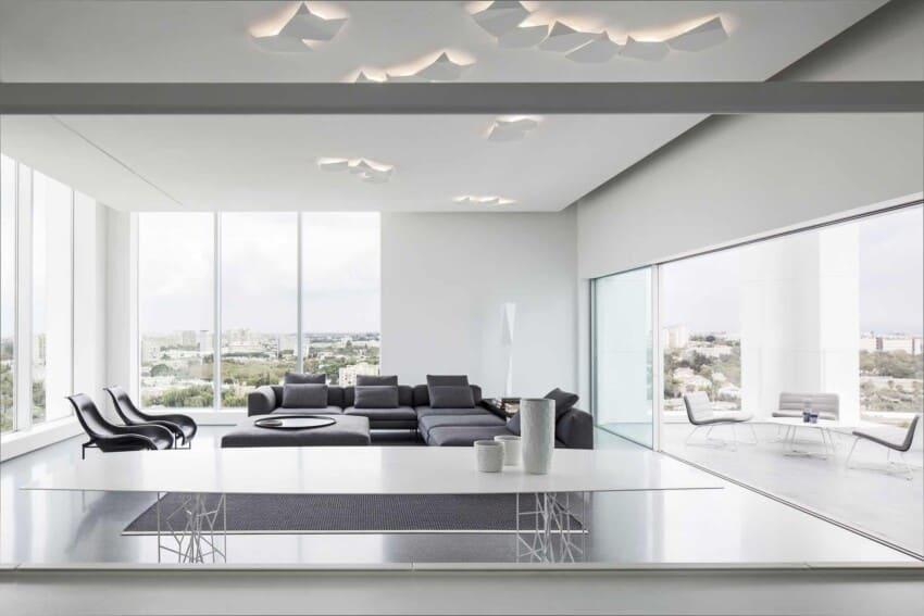 Layers of White by Pitsou Kedem Architects (8)