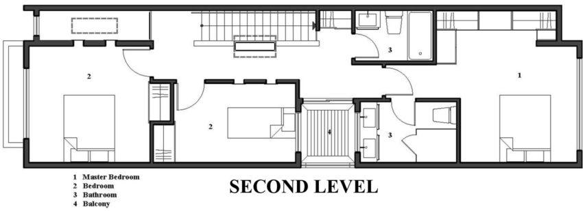 Linear House by Nano Design Build (12)