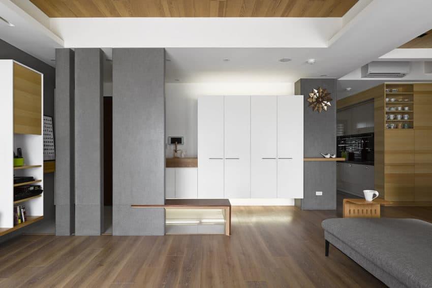 Liu's Warm House by HOYA Design (11)