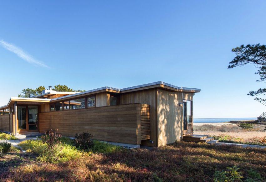 Long Dune Residence by Hammer Architects (16)
