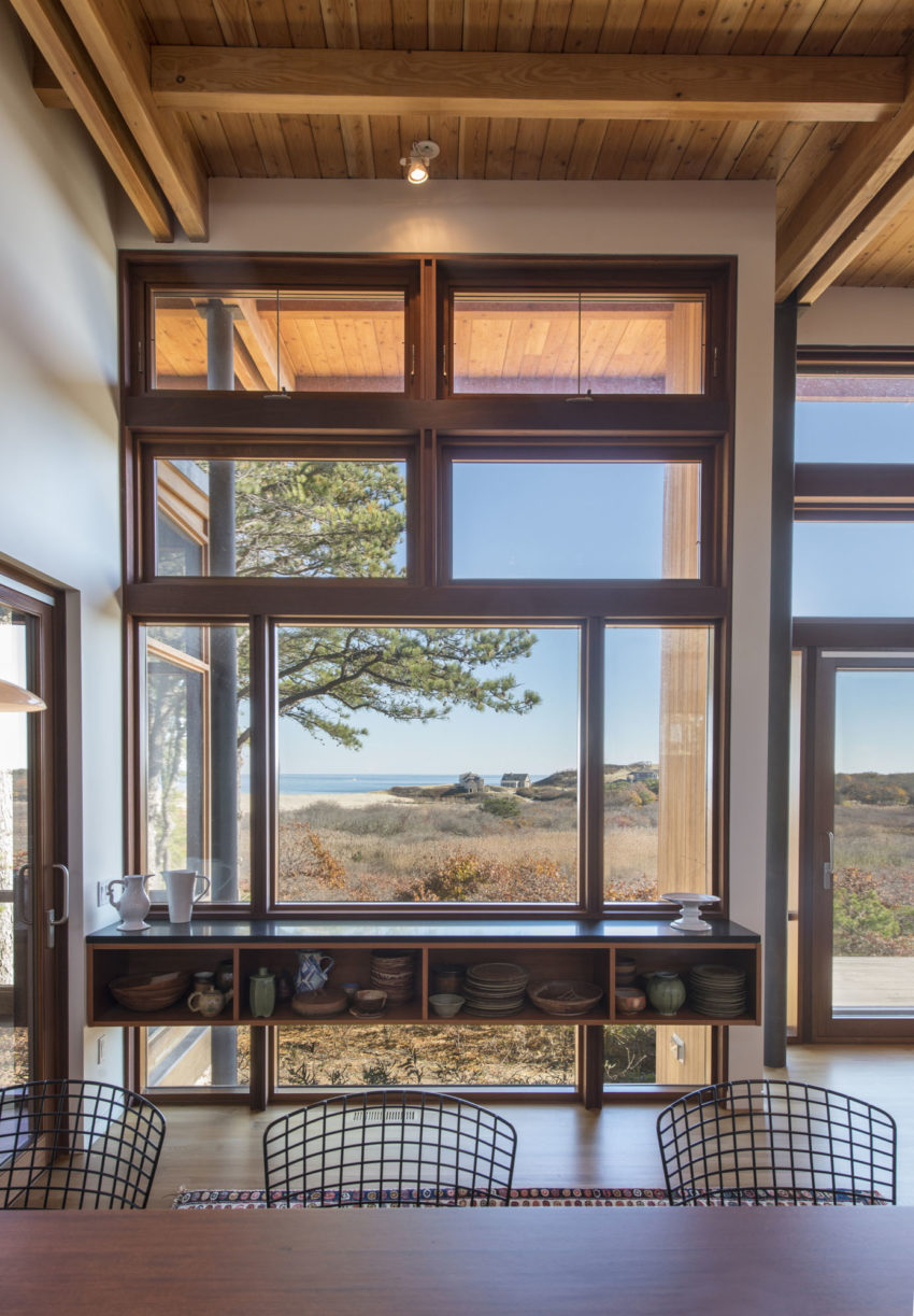 Long Dune Residence by Hammer Architects (8)
