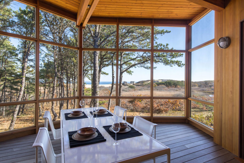 Long Dune Residence by Hammer Architects (7)