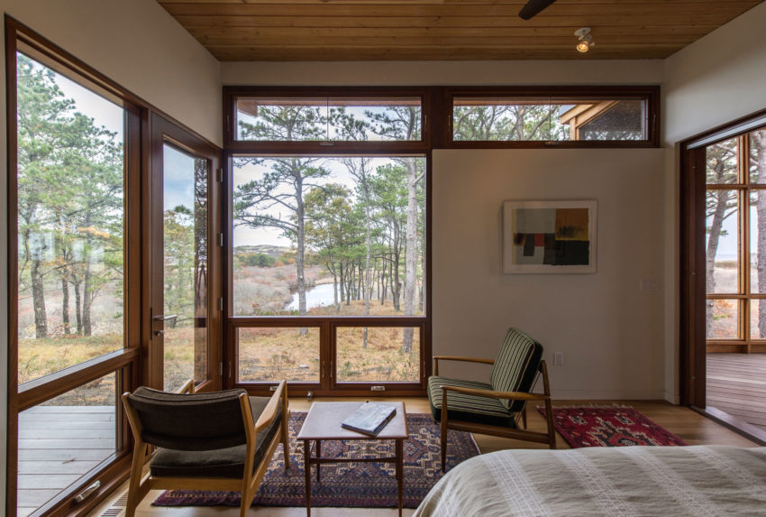 Long Dune Residence by Hammer Architects (6)