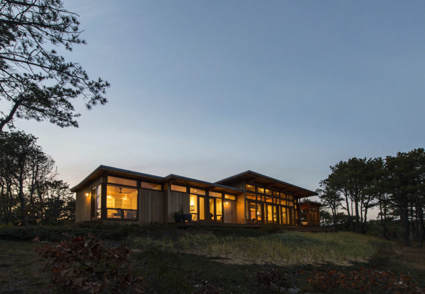 Long Dune Residence by Hammer Architects (3)