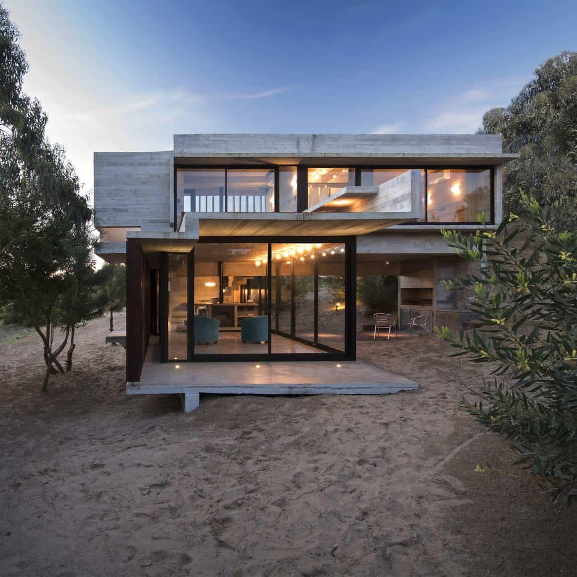 MR House by Luciano Kruk Arquitectos (14)