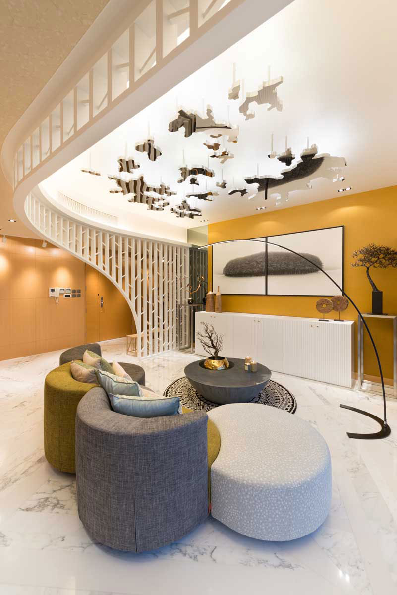 Mandarin Oriental Apartments by PplusP Designers (3)