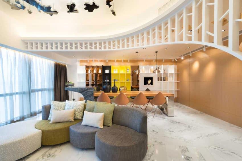 Mandarin Oriental Apartments by PplusP Designers (7)