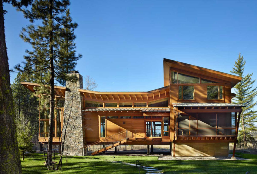 Mazama House by Finne Architects (2)