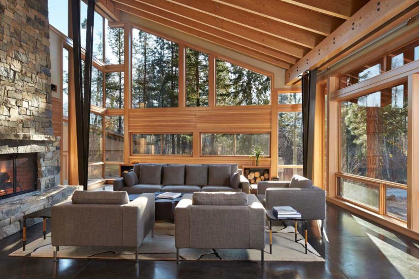 Mazama House by Finne Architects (8)