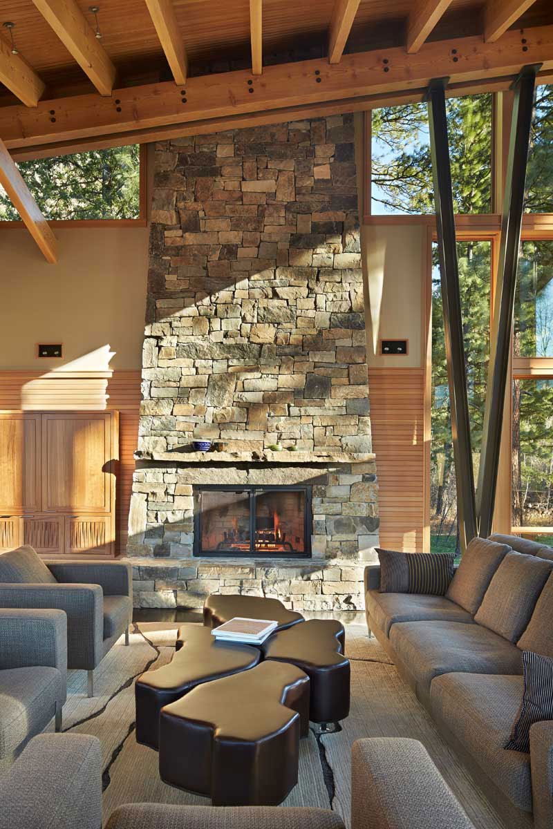 Mazama House by Finne Architects (9)