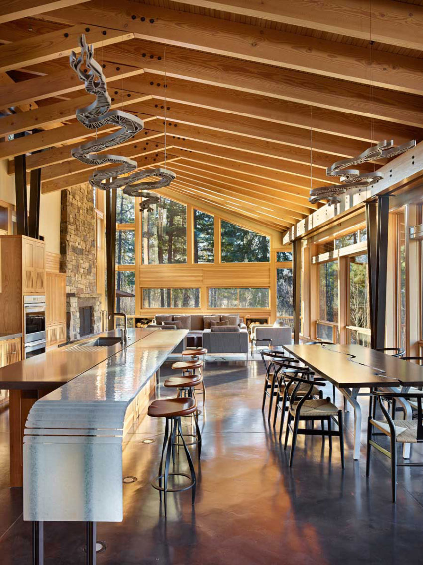 Mazama House by Finne Architects (16)