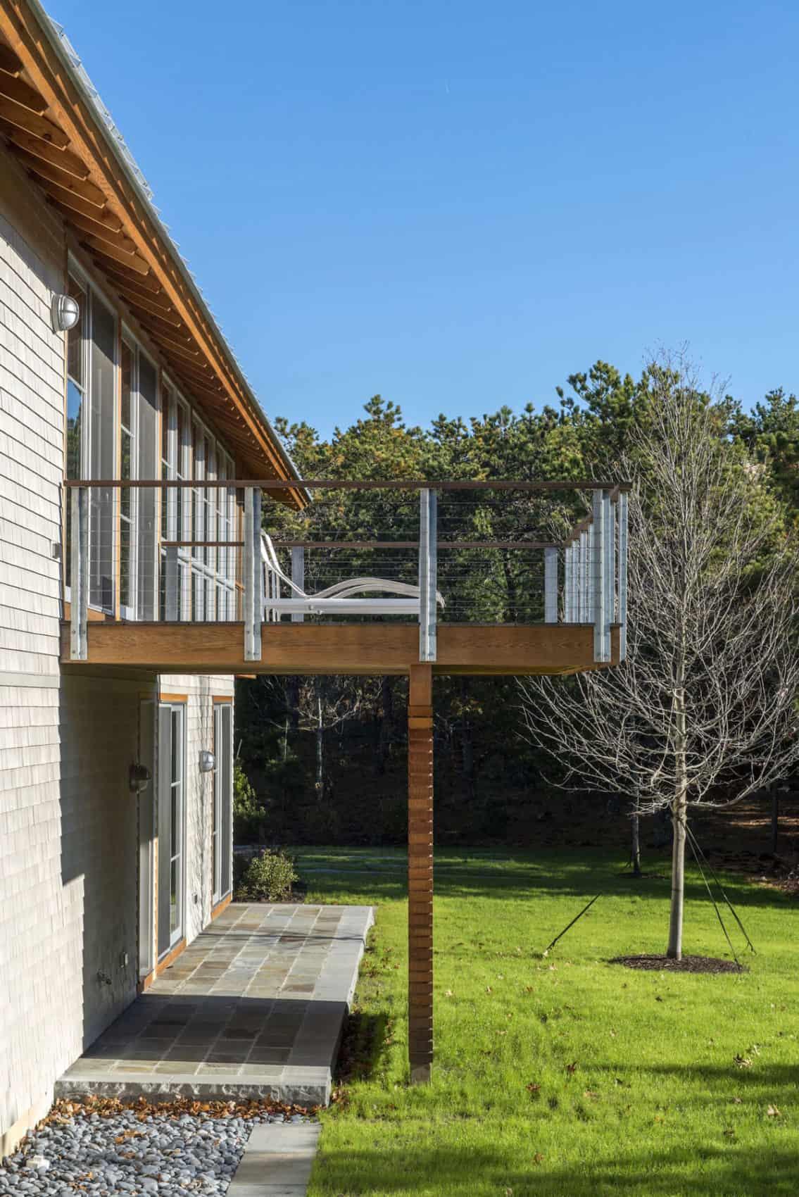 North Pamet Ridge House by Hammer Architects (3)