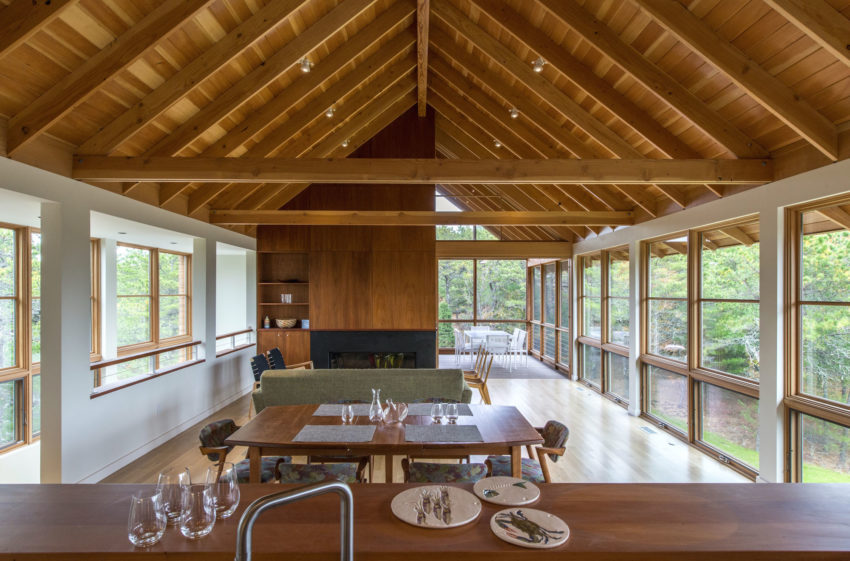 North Pamet Ridge House by Hammer Architects (5)