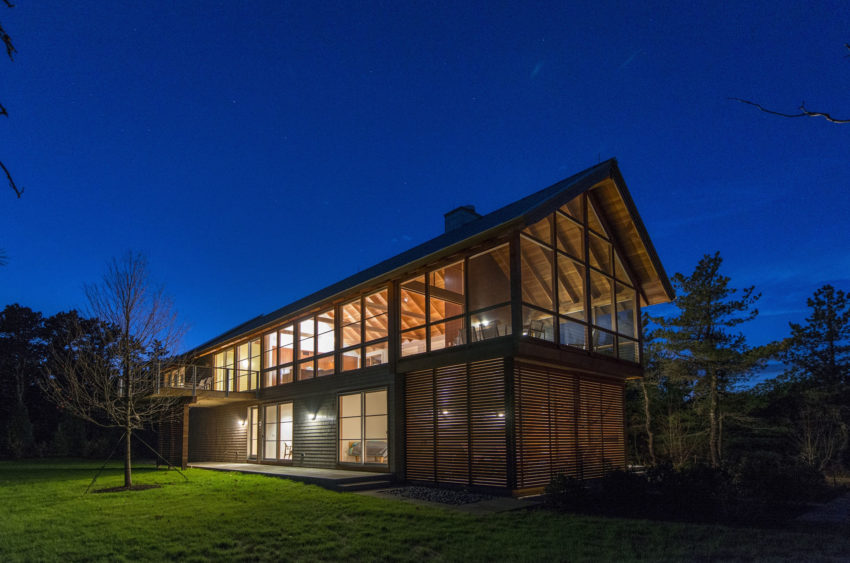 North Pamet Ridge House by Hammer Architects (16)