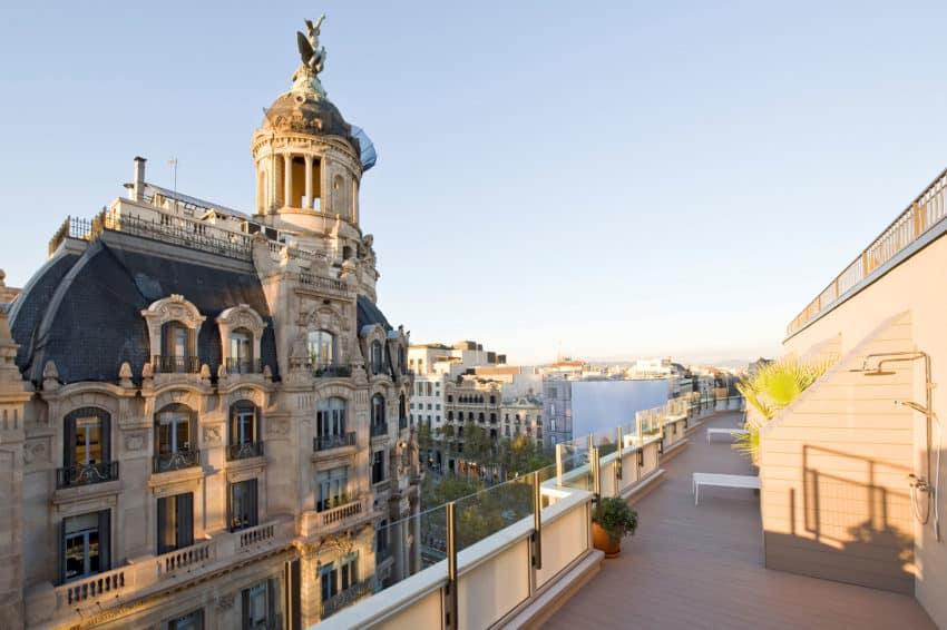 Paseo de Gracia Penthouse by CaSA - Colombo and Serboli (1)