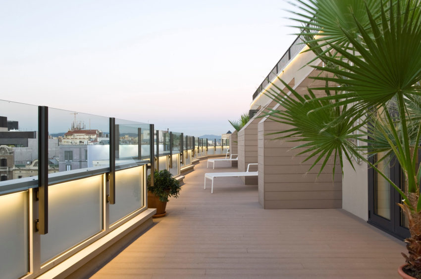 Paseo de Gracia Penthouse by CaSA - Colombo and Serboli (3)