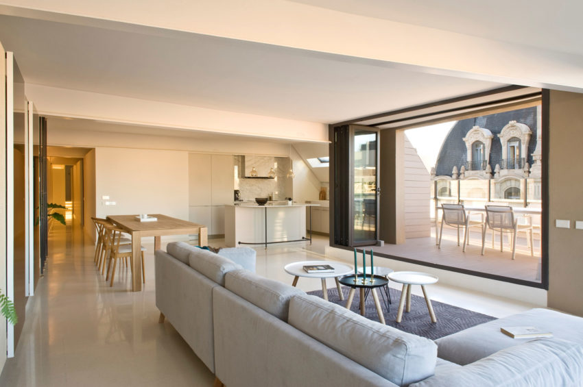 Paseo de Gracia Penthouse by CaSA - Colombo and Serboli (14)