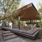 Pavilion at Arch's Residence by Kythreotis Arch (1)