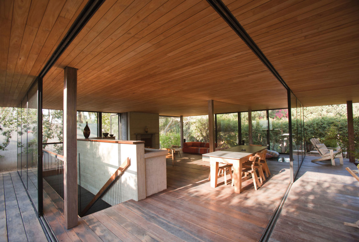 Pavilion at Arch's Residence by Kythreotis Arch (11)