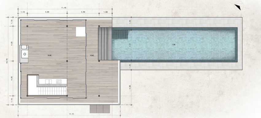 Pavilion at Arch's Residence by Kythreotis Arch (16)