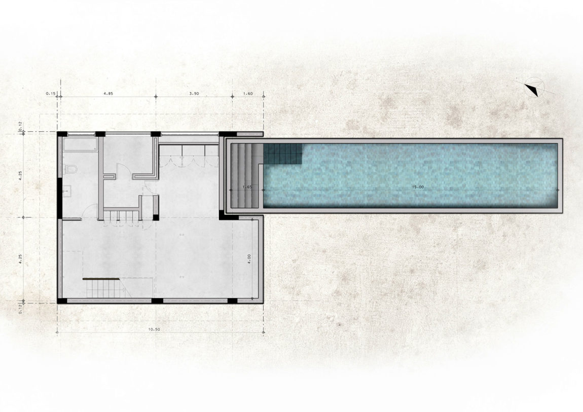 Pavilion at Arch's Residence by Kythreotis Arch (15)