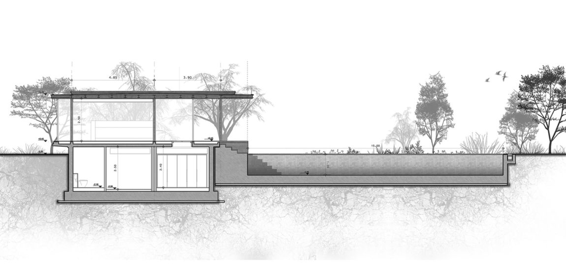 Pavilion at Arch's Residence by Kythreotis Arch (20)