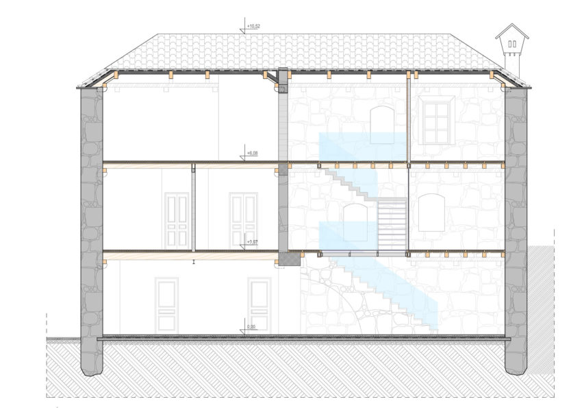Reconstruction of a Villa in Ljuta by Enforma Studio (17)