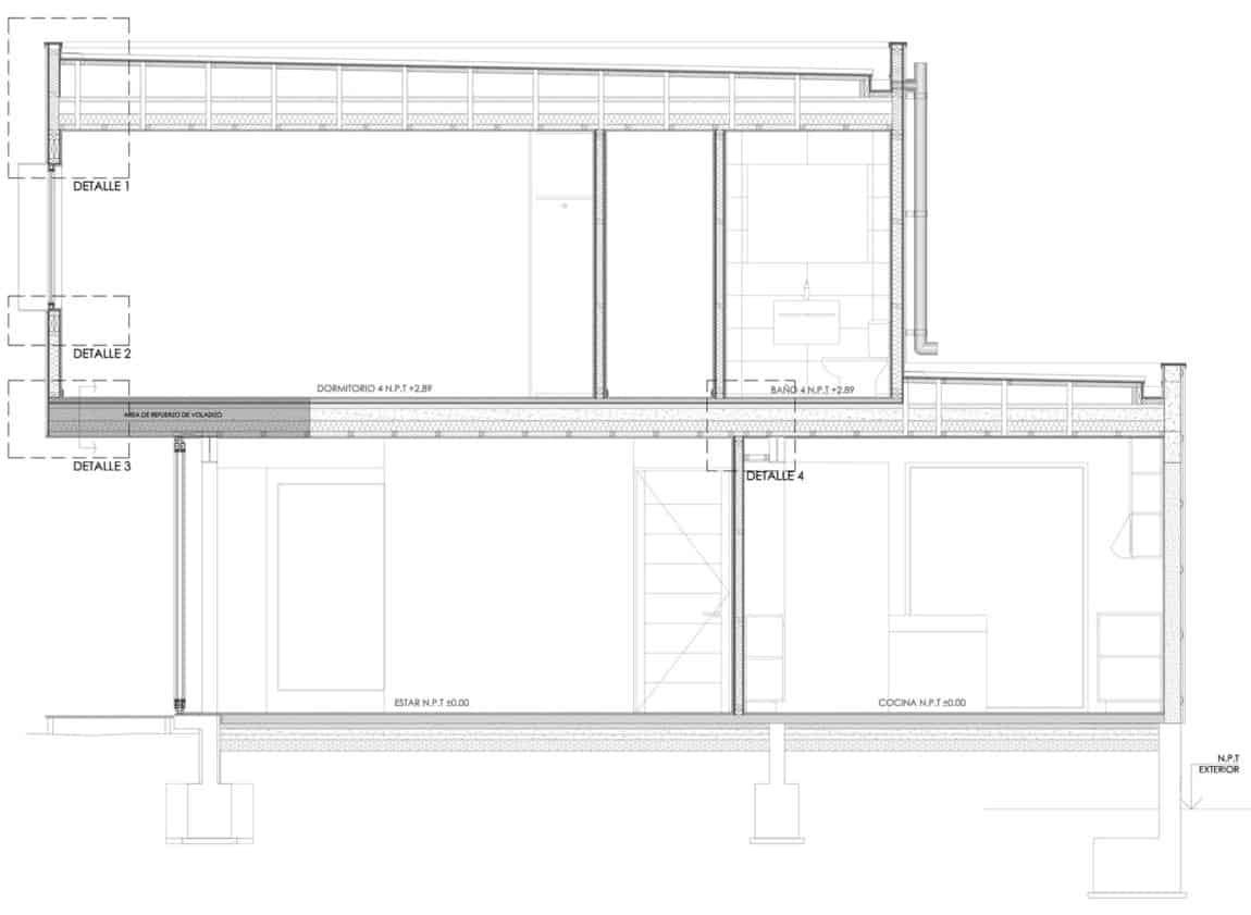 Swett House by Prado Arquitectos (18)