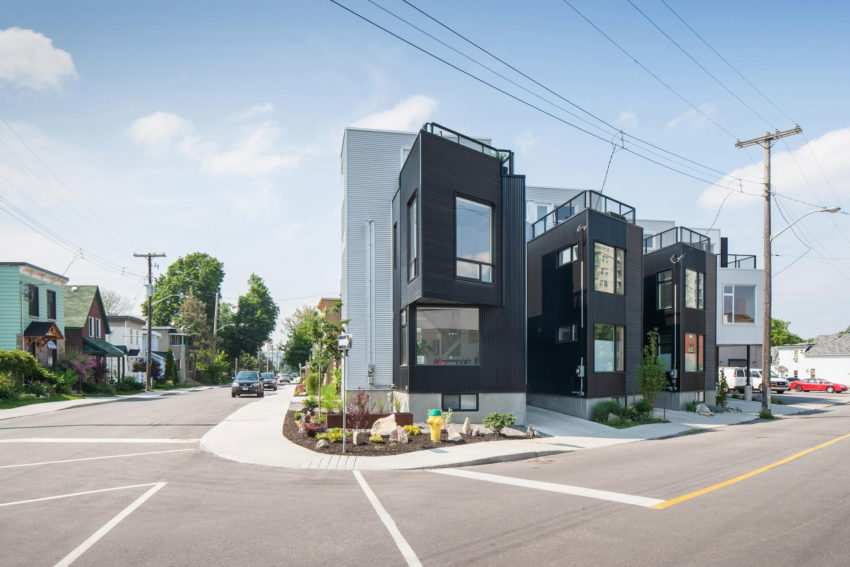 The Hintonburg Six by Colizza Bruni Architecture (1)