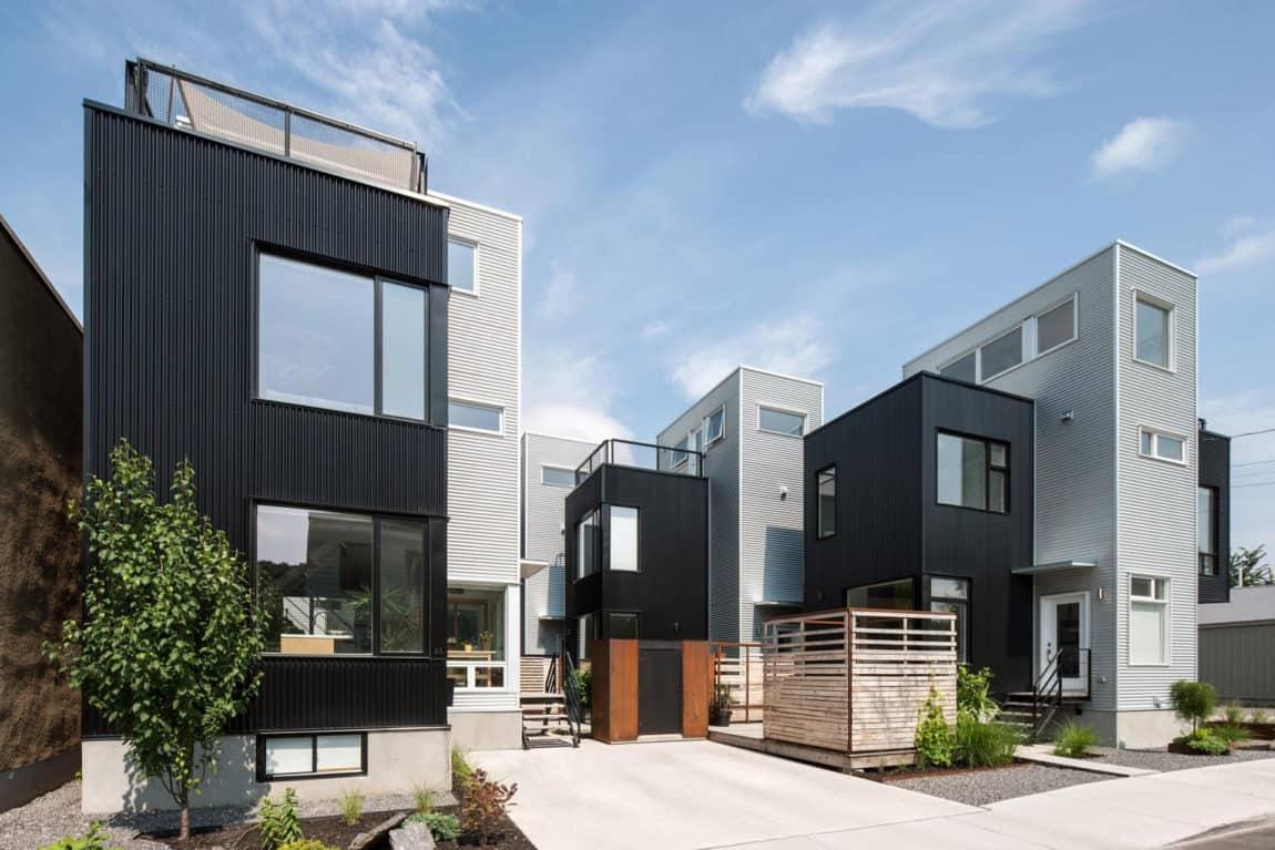 The Hintonburg Six by Colizza Bruni Architecture (3)