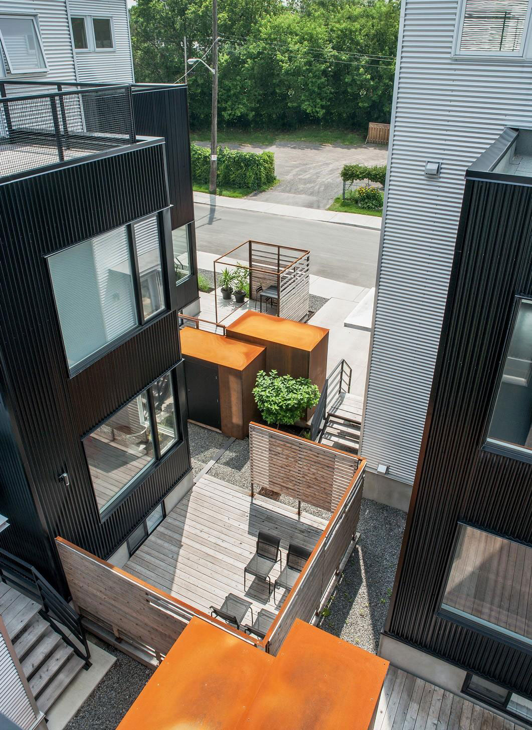 The Hintonburg Six by Colizza Bruni Architecture (4)