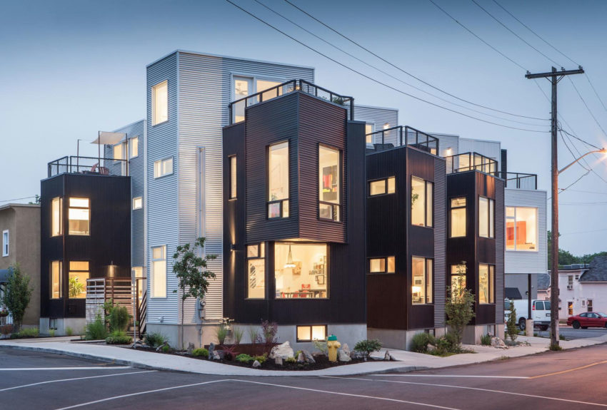 The Hintonburg Six by Colizza Bruni Architecture (14)