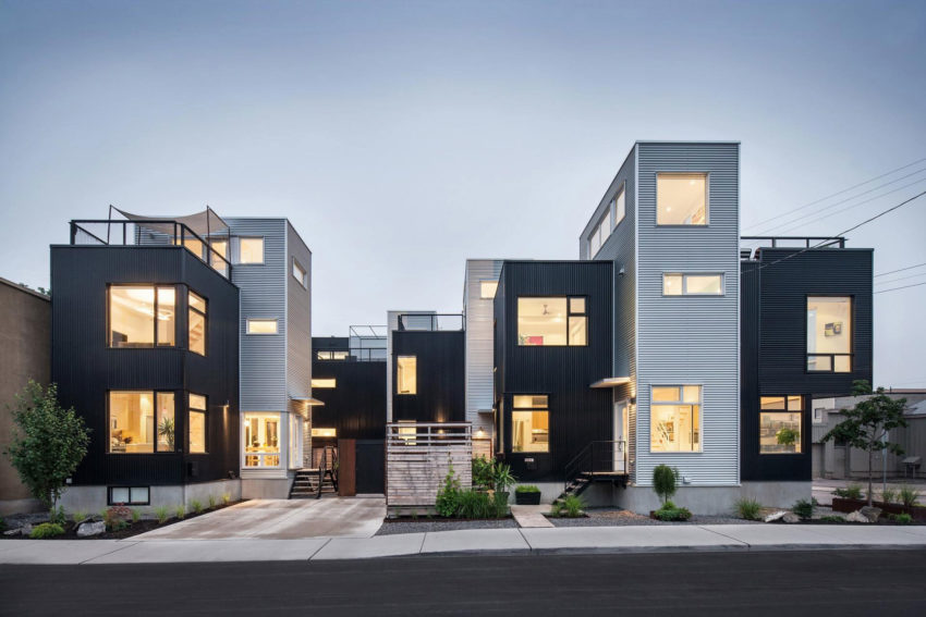 The Hintonburg Six by Colizza Bruni Architecture (15)