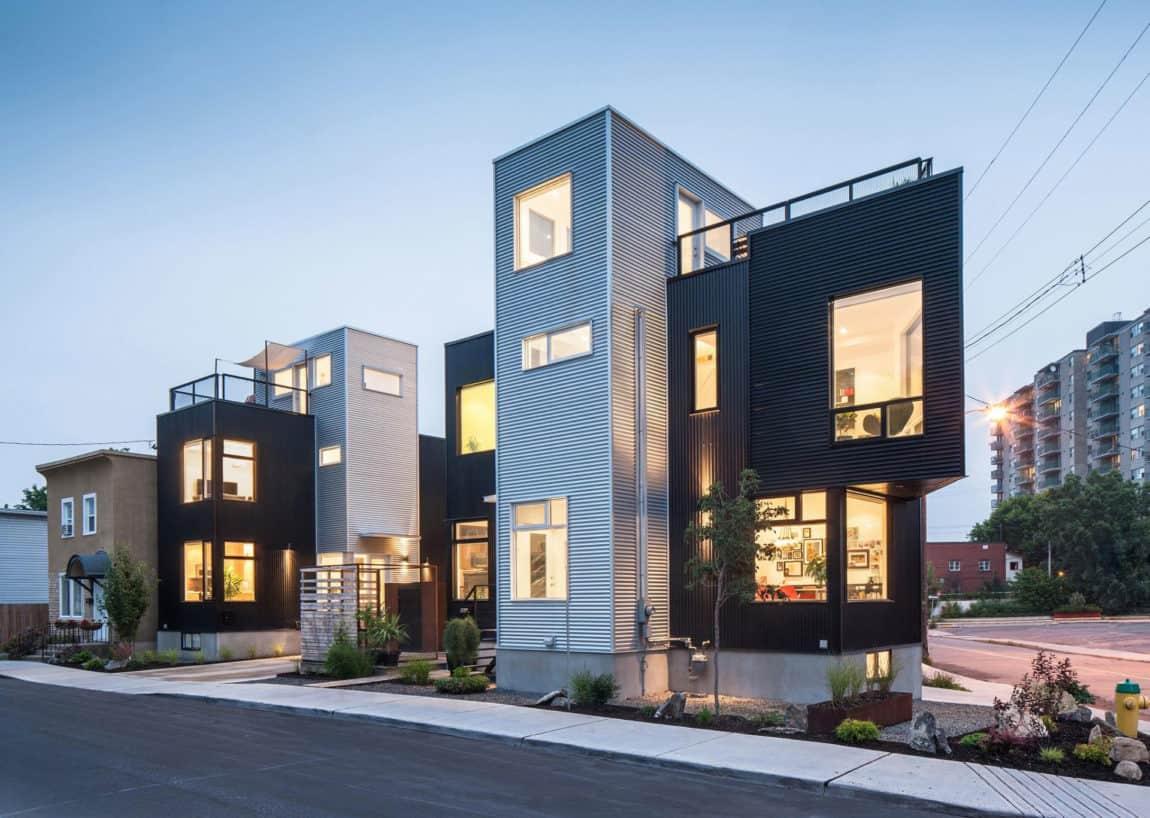 The Hintonburg Six by Colizza Bruni Architecture (16)