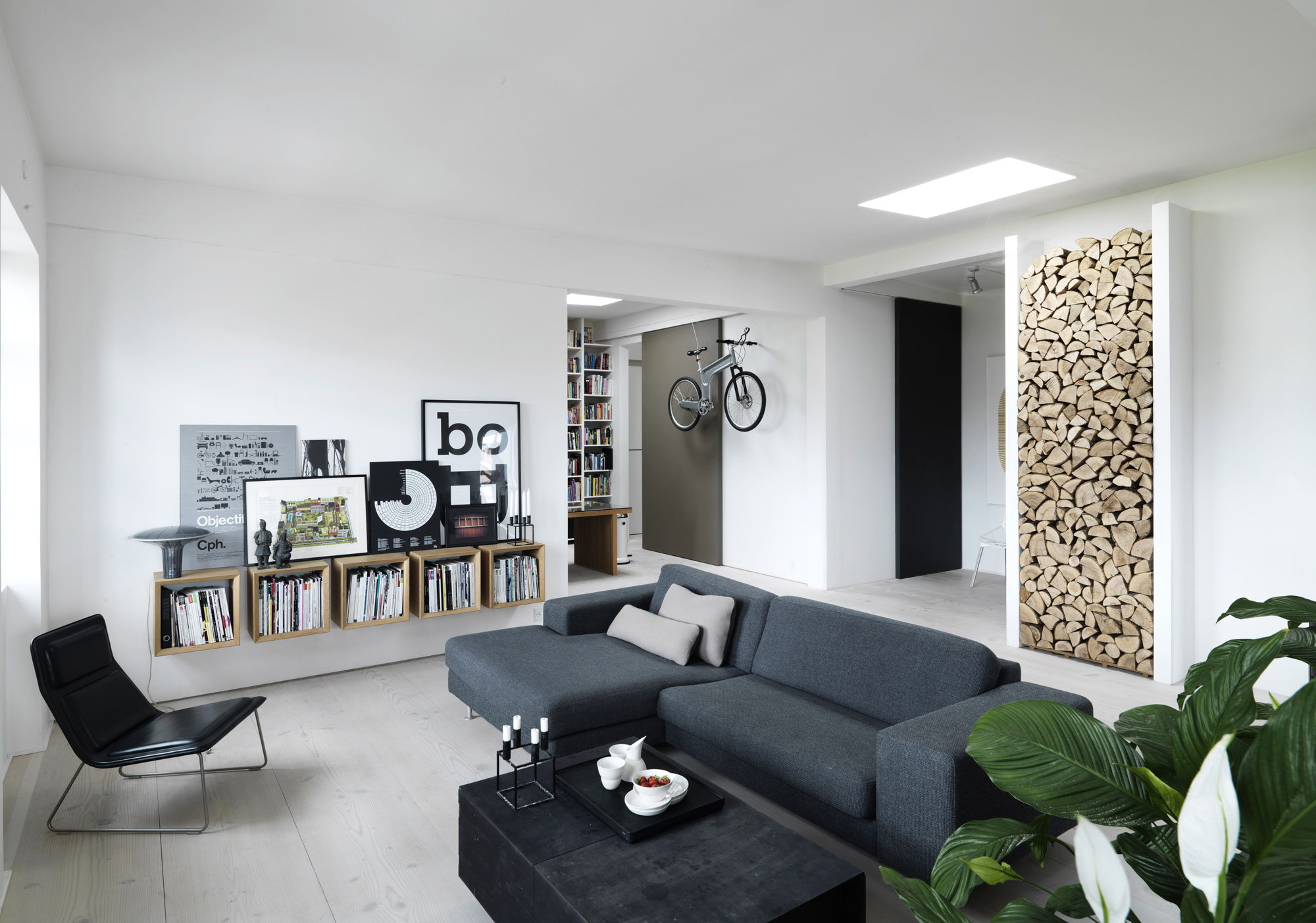 Scandinavian Design The Home Of Morten Bo Jensen By Vipp