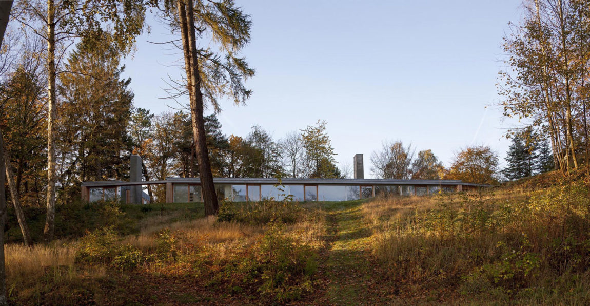 Villa Buresø by Mette Lange Architects (1)