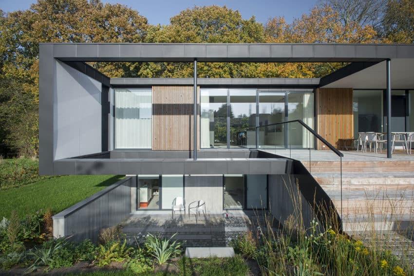 Villa R by C.F. Møller Architects (8)
