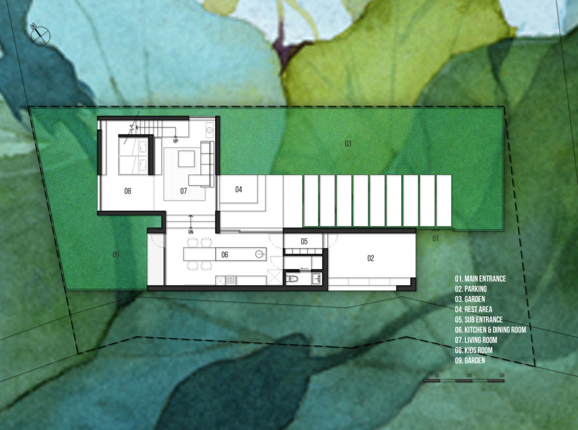 W+ House by 100 A (26)