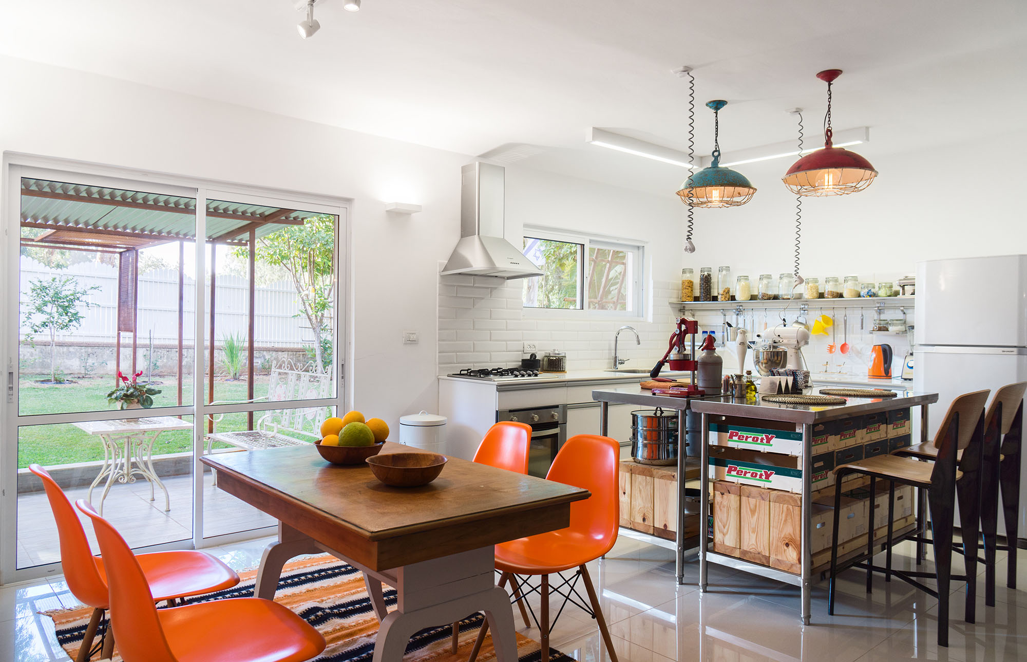 A House in a Moshav by Rotem Guy Interior Designer