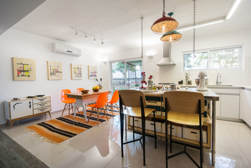 A House in a Moshav by Rotem Guy Interior Designer (4)