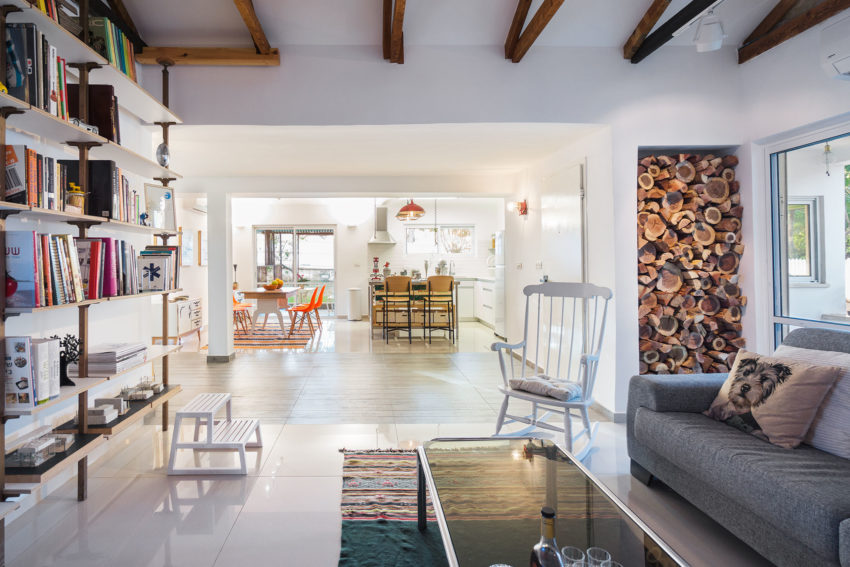 A House in a Moshav by Rotem Guy Interior Designer (9)
