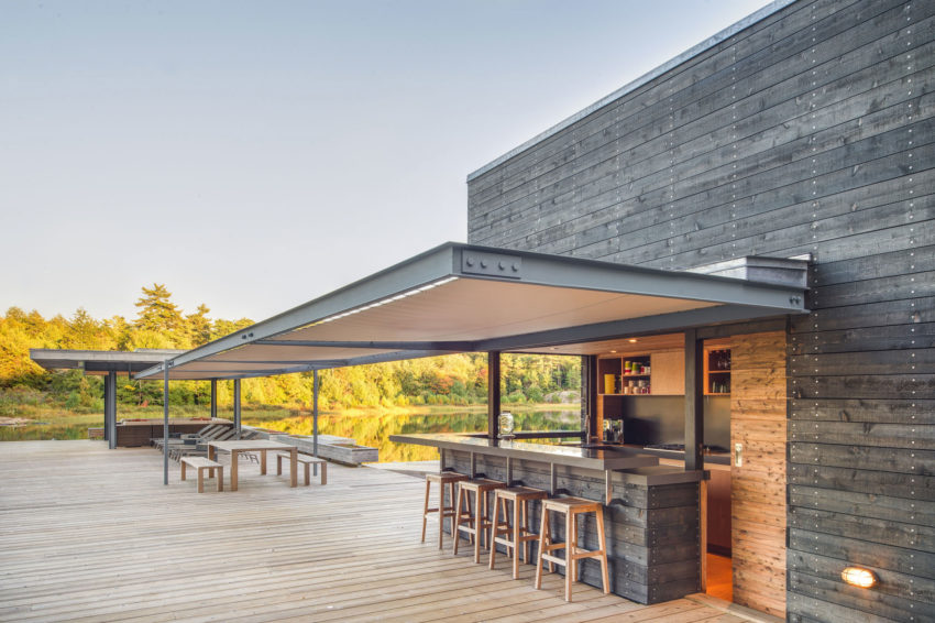 A Modern Boathouse by Weiss Architecture (4)