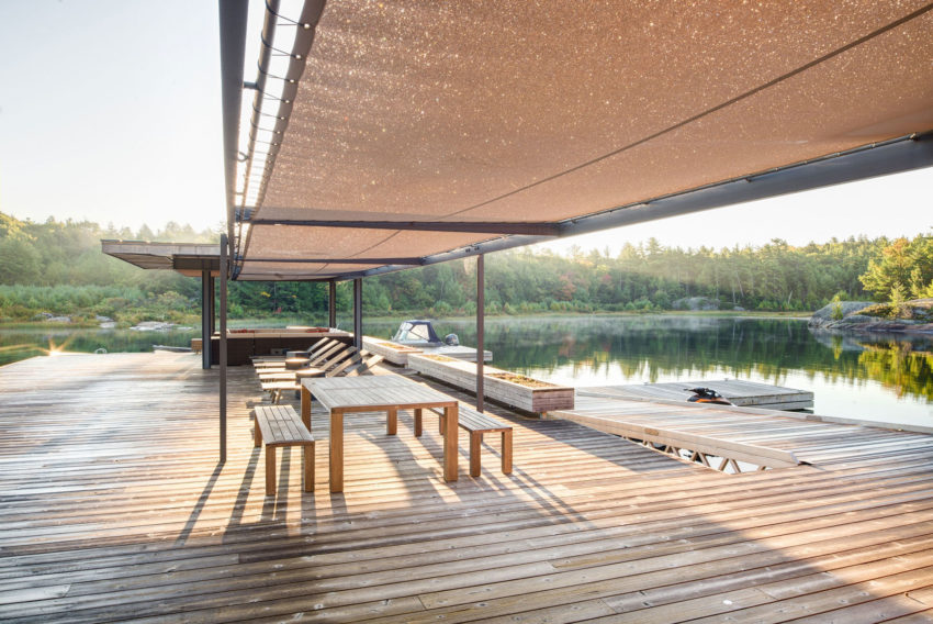 A Modern Boathouse by Weiss Architecture (5)